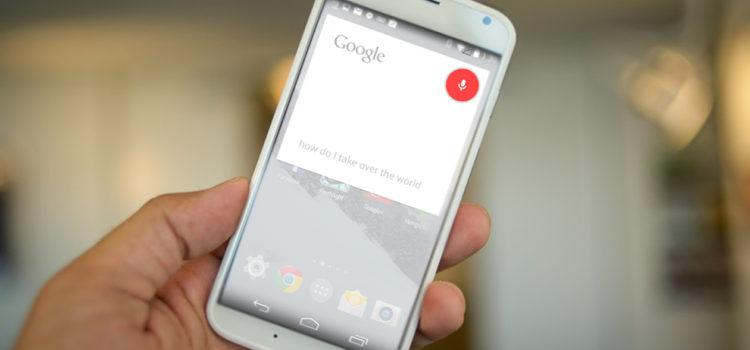 Google Now – Aufzeichnungen finden und löschen